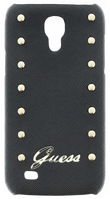 Guess Studded zadnĂ kryt Galaxy S4 mini, Black