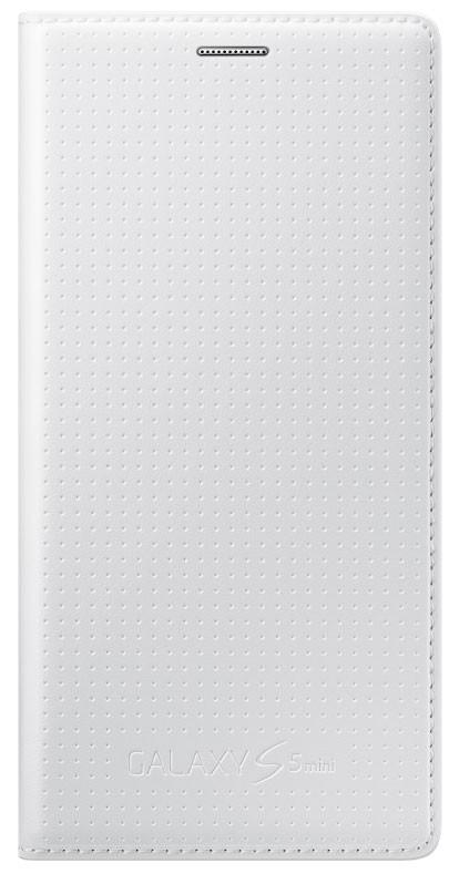 Samsung EF-FG800BH perforFlip Galaxy S5 mini,White
