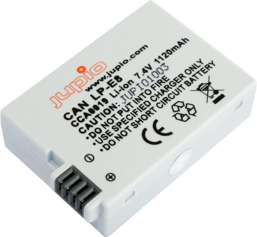 Jupio baterie LP-E8 /NB-E8 pro Canon