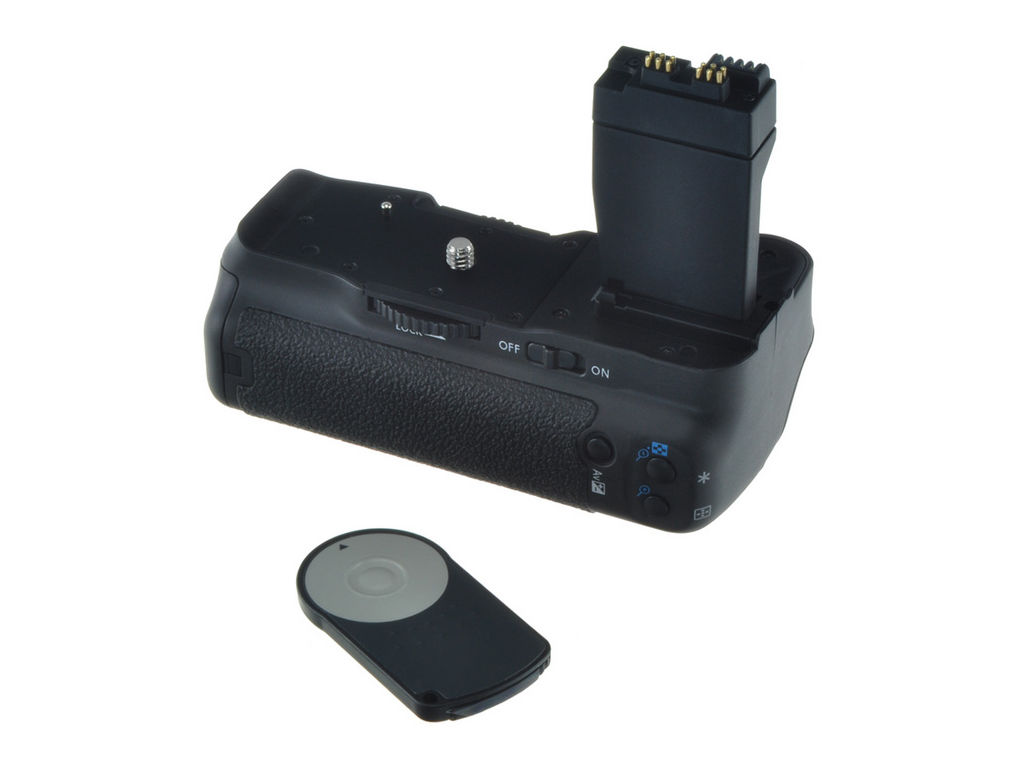 Jupio Battery Grip pro Canon 550D/600D/650D