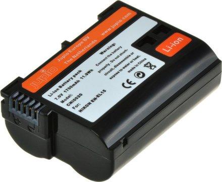 Jupio baterie EN-EL15 pro Nikon