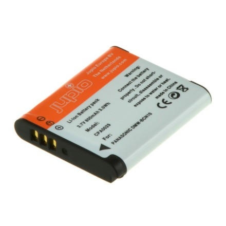 Jupio baterie DMW-BCN10 pro Panasonic