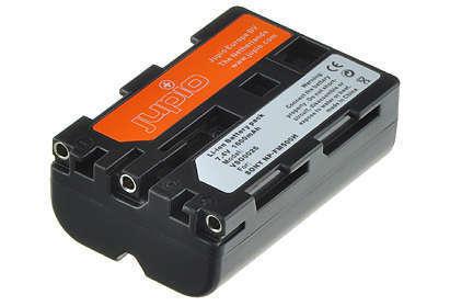 Jupio baterie NP-FM55H pro Sony