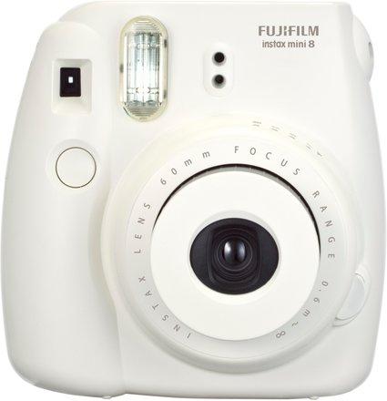 FUJIFILM Instax MINI 8 White medium kit Laporta