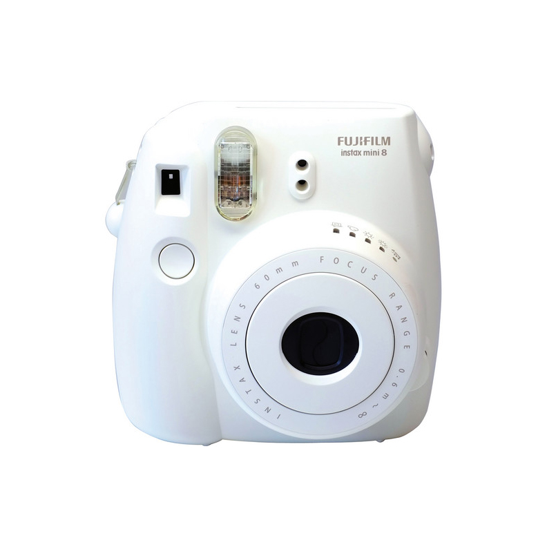 FUJIFILM Instax MINI 8 White medium kit