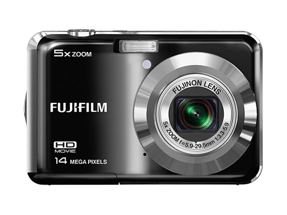 FUJIFILM FinePix AX600 black