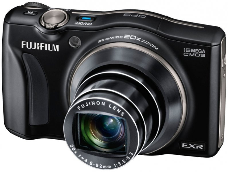 FUJIFILM FinePix F770 black