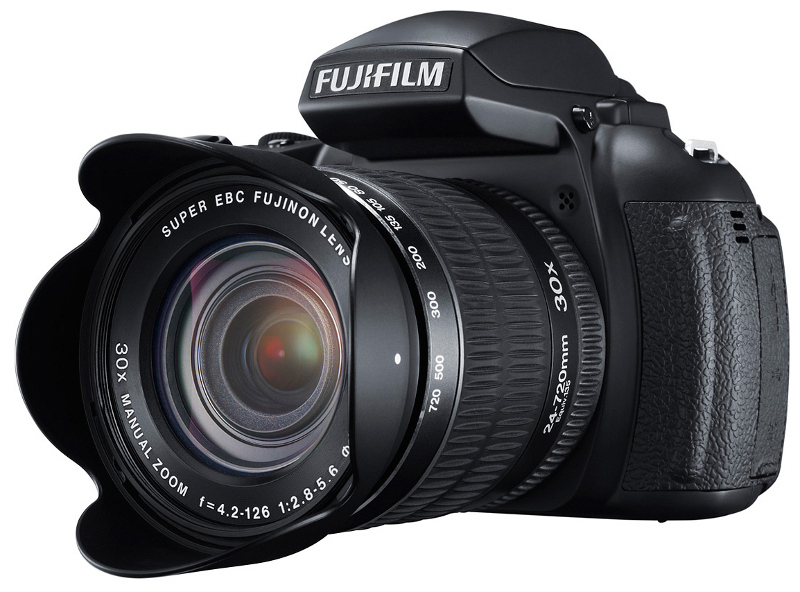 FUJIFILM FinePix HS30 black