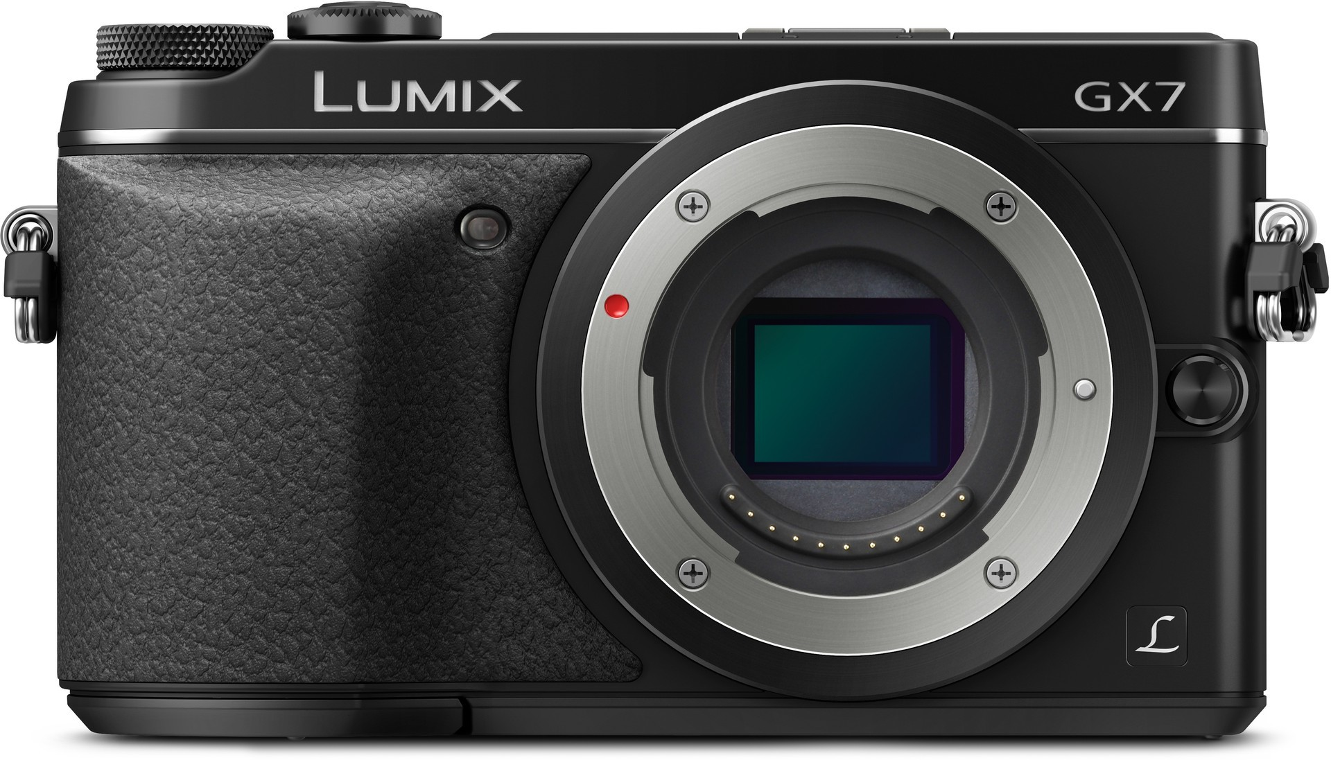 Panasonic LUMIX DMC-G7 body black