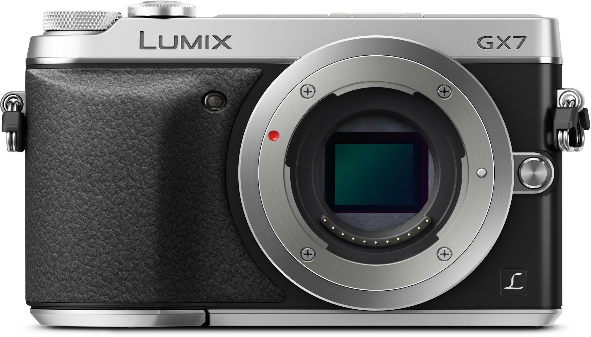 Panasonic LUMIX DMC-G7 body silver