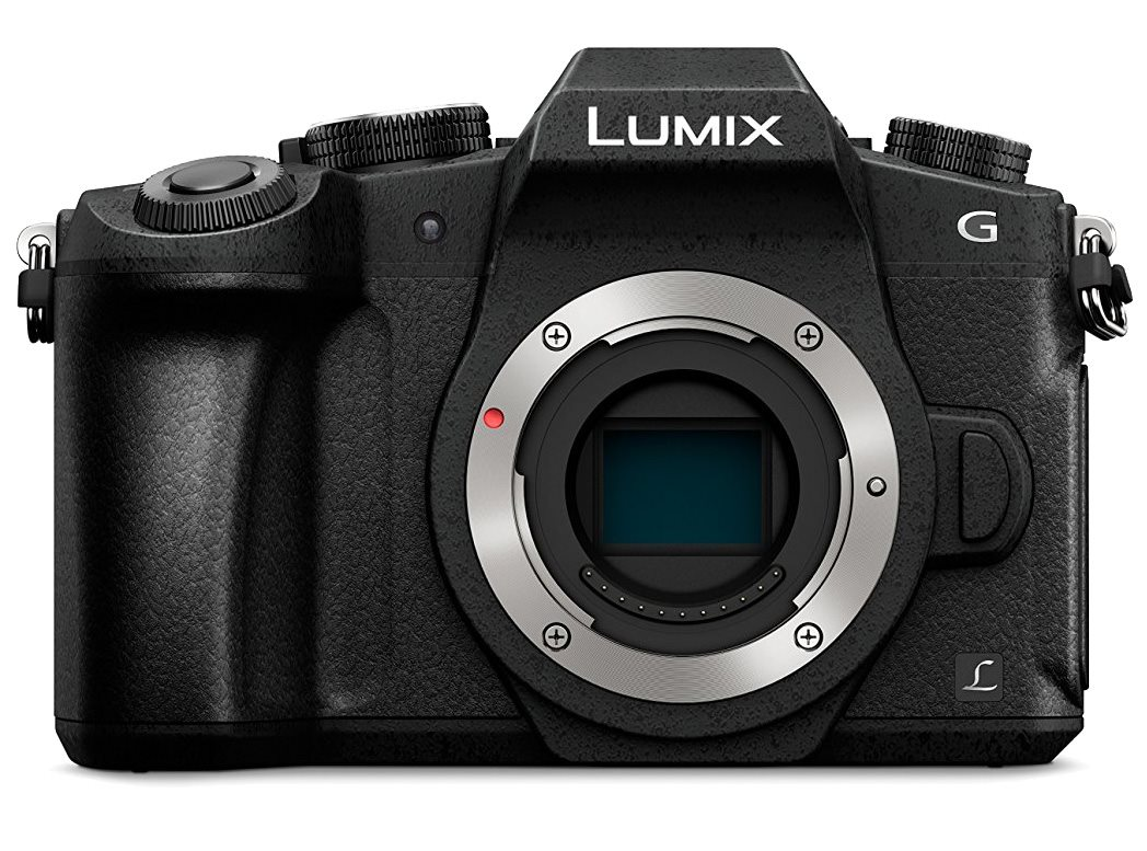 Panasonic LUMIX DMC-G80 black  body