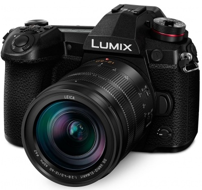 Panasonic Lumix DMC-G9 + Leica 12-60 mm