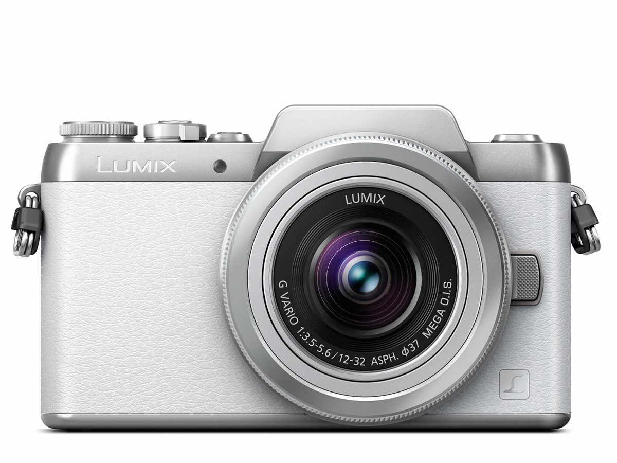 Panasonic LUMIX DMC-GF7 silver + 12-32mm