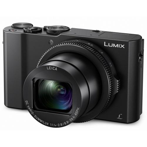 Panasonic LUMIX DMC-LX15 black