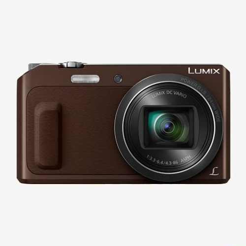 Panasonic LUMIX DMC-TZ57 brown