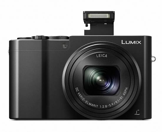Panasonic LUMIX DMC-TZ100 black