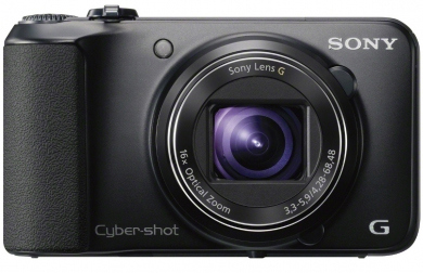 SONY CyberShot DSC - H90 black