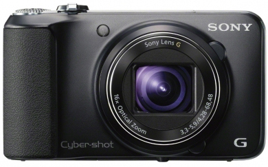 SONY CyberShot DSC - HX10 black