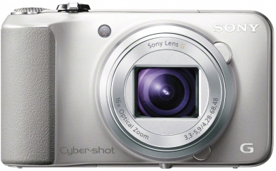 SONY CyberShot DSC - HX10 silver