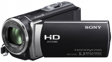 SONY HDR-CX190EB Full HD
