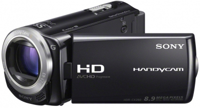 SONY HDR-CX260EB Full HD
