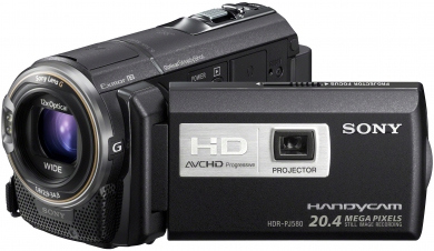 SONY HDR-PJ580VE Black