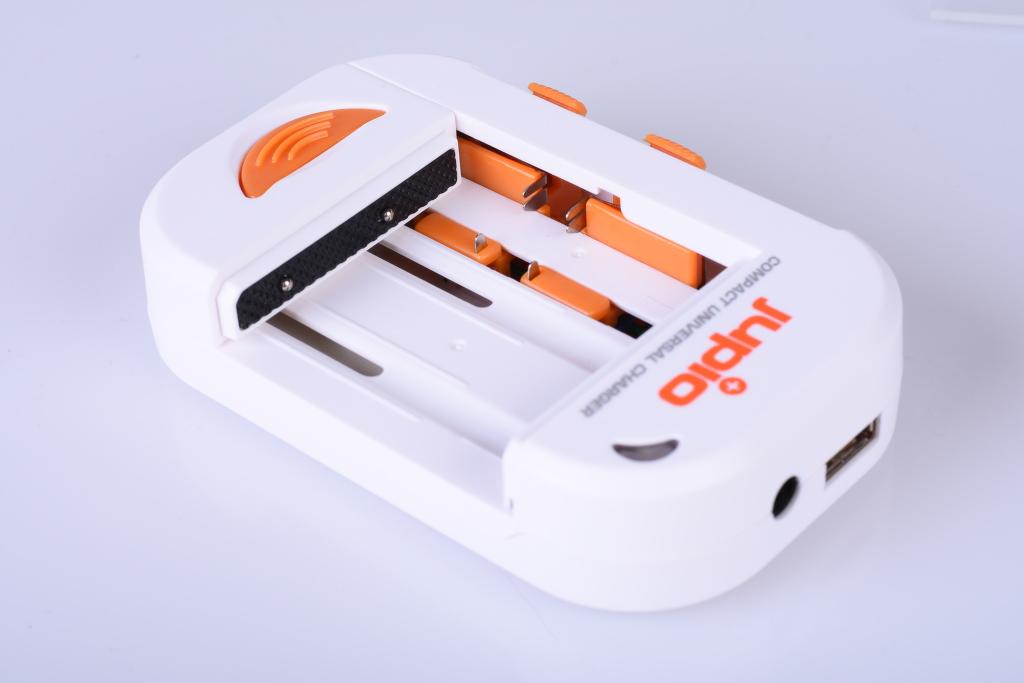 Jupio nabíječka Compact Universal Charger