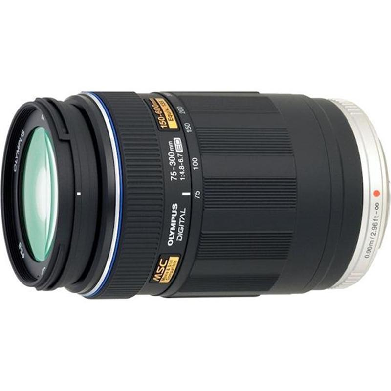 Olympus objektiv 75-300 mm F4.8-6.7 II
