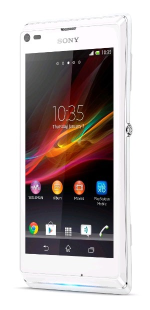 Sony Xperia L C2105 Diamond White