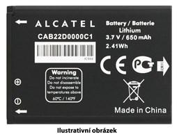 ALCATEL ONETOUCH Baterie 2.000mAh 6032X/6040D