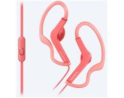Sony MDR-AS210A sportovní hudební sluchátka, Pink
