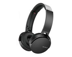 Sony MDR-XB650BT Bluetooth stereo sluchátka, Black