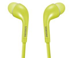 Samsung EO-HS3303YE stereo headset, Green