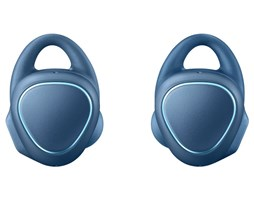 Samsung Gear IconX Bluetooth stereo headset, Blue