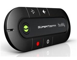 SuperTooth BUDDY Bluetooth HF na stínítko, černá