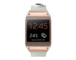 Samsung hodinky Galaxy Gear Rose Gold