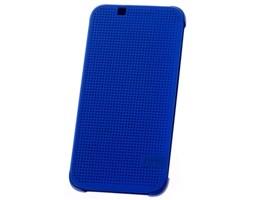 HTC HC M130 Dot Flip pouzdro HTC Desire 510, Blue