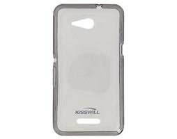 Kisswill TPU pouzdro Sony E2003 Xperia E4g, Black