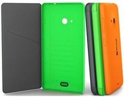 Microsoft CC-3092 flip pouzdro Lumia 535, Orange