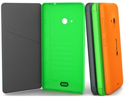 Microsoft CC-3092 flip pouzdro Lumia 535, Green