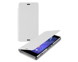 Roxfit pouzdro Folio pro Xperia Z3 Compact, White