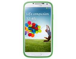 Samsung EF-PI950BGEG Green pouzdro Plus Galaxy S4