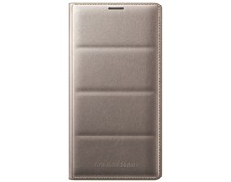 Samsung EF-WN910BE Flip Wallet Galaxy Note 4, Gold