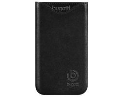 Bugatti pouzdro SlimFit Black pro Galaxy Note 4