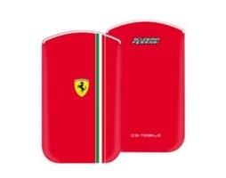 Ferrari Scuderia V3 pouzdro Red pro iPhone 3G/4