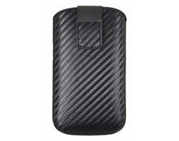 UNI pouzdro FRESH Elegant Black Sam. Galaxy S III