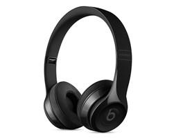 Beats Solo 3 Wireless On-Ear Head. - Gloss Black