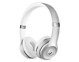Beats Solo 3 Wireless On-Ear Head. - Silver