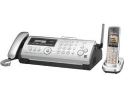 Panasonic KX-FC278CE-S fax na papír + DECT, záznam