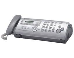 Panasonic KX-FP218CE-S fax na kanc. papír, záznam